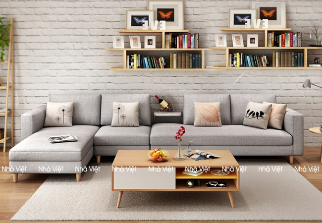 Sofa vải mã 327