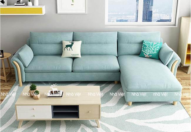Sofa vải mã 329