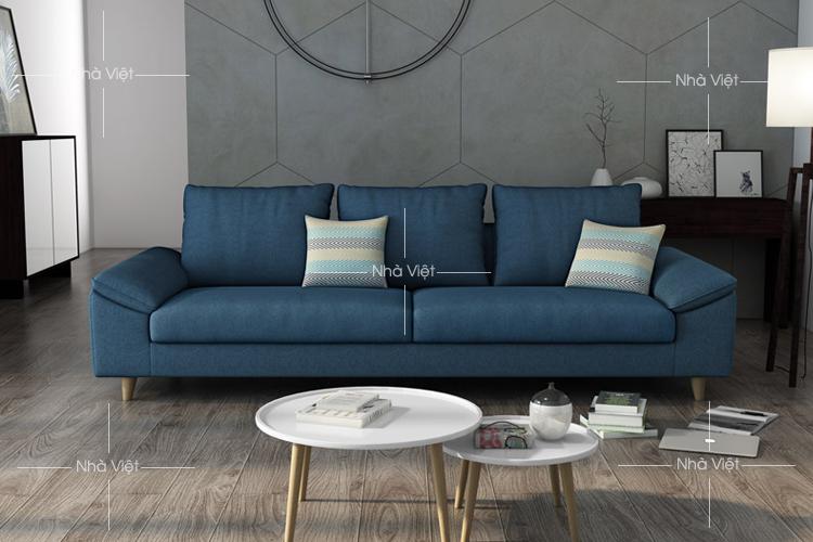 Sofa văng bọc vải nhập khẩu mã 351