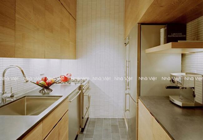 Kinh nghiệm sắp sếp đồ nội thất cho ngôi nhà 46 m2