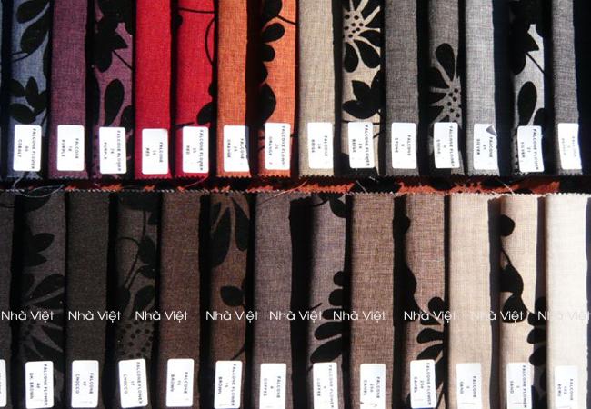 Kinh nghiệm nhận biết vải bọc sofa tốt và vải kém chất lượng