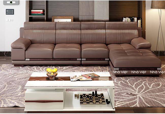 Sofa góc trái và sofa góc phải khác nhau ở điểm gì
