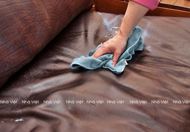 Cách chăm sóc bộ sofa da công nghiệp đúng cách