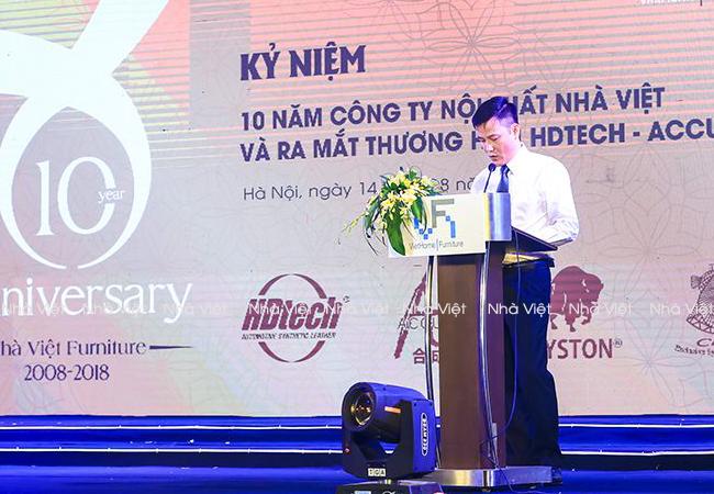 Nhà Việt đột phá đưa da hạng sang HD Tech vào bọc sofa