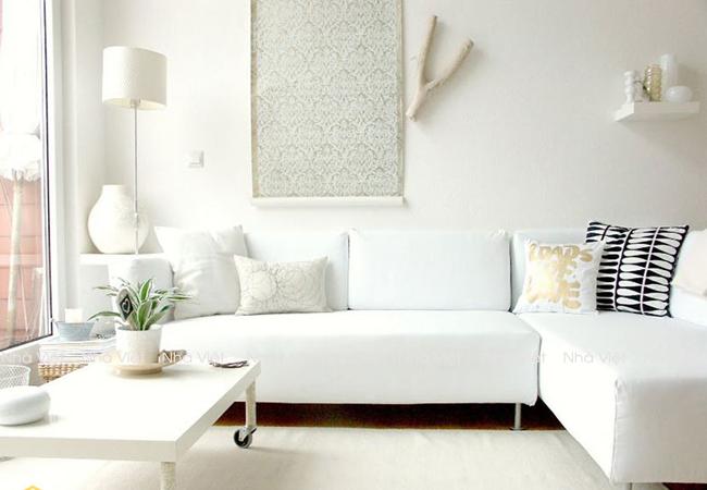 Những sai lầm dễ gặp khi mua ghế sofa vải mà bạn cần biết