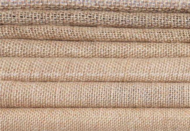 Vải bố là gì ? Sofa vải bố cho phòng khách chung cư