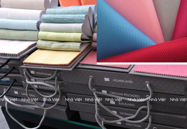 Những loại vải bọc sofa chuyên dụng hiện nay