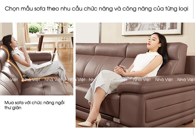 Cách chọn ghế sofa gia đình có giá rẻ nhưng vẫn bền