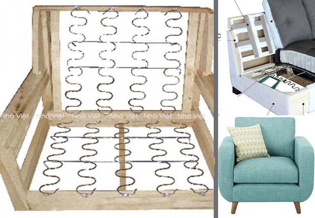 Sofa đơn và chức năng của sofa đơn trong phòng khách