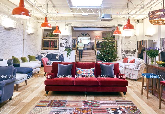 Sofa đơn giá rẻ tại xưởng sản xuất Nhà Việt