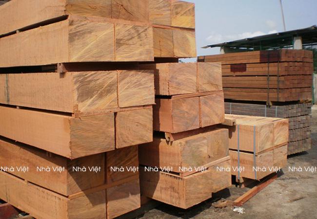 4 Loại gỗ làm khung sofa phòng khách mà quý khách cần biết